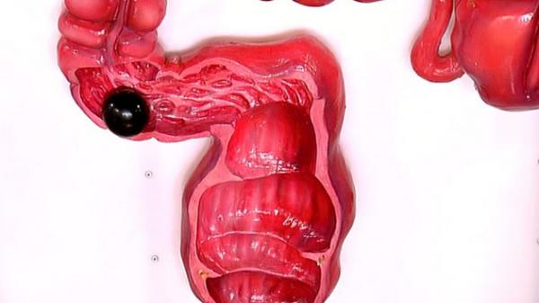 Дыхание свидетельствует о раке желудка