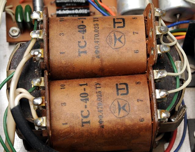 Технические характеристики трансформатора 40 ква