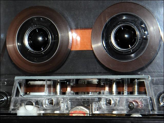 Зеркальная кассета своими руками