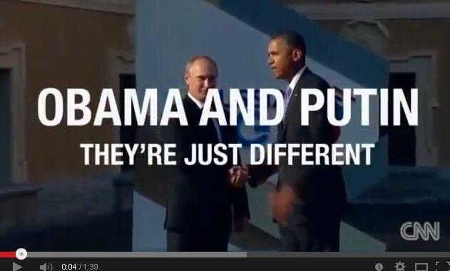 ObamaNPutin