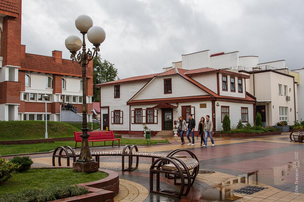 Город кобрин белоруссия фото