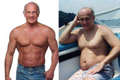 Джефри 72 года