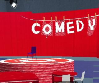 Там даже Comedy Club есть