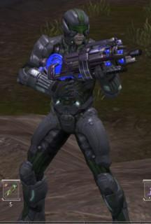 Soldier lvl14