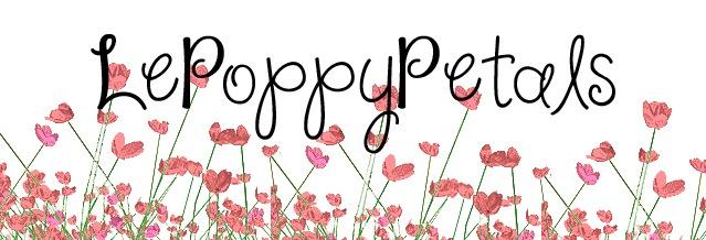 Le Poppy Petals
