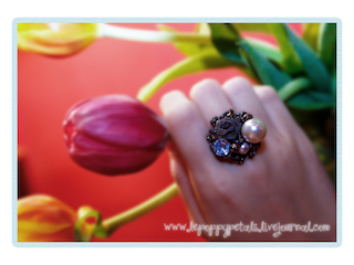 Royal Pearl Ring