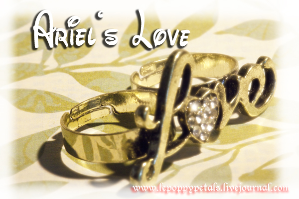 ariel's love ring