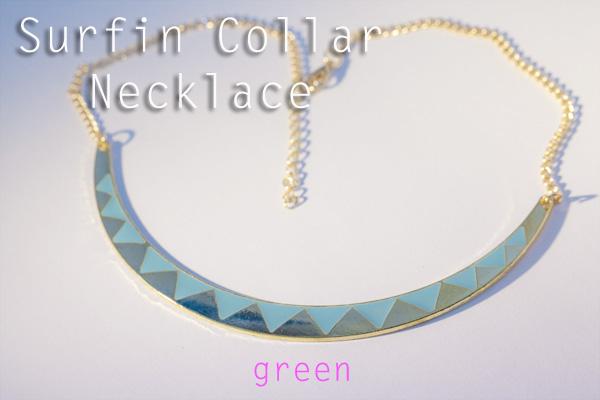 Surfin Collar Necklace