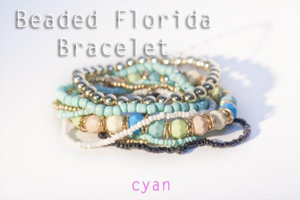 Beaded Florida Bracelet