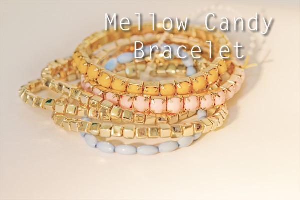 Mellow Candy Bracelet