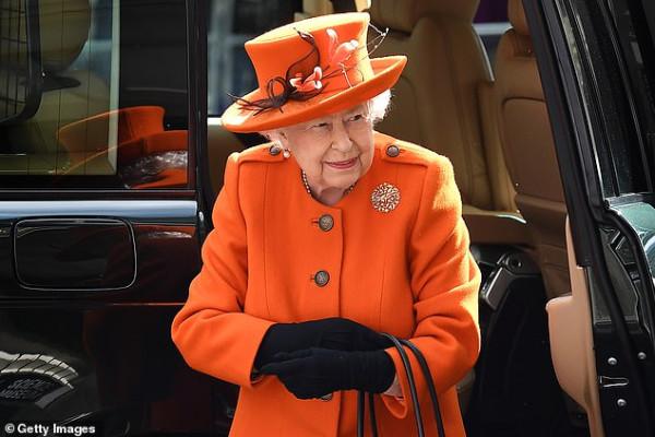 Королева Елизавета II посетила Музей науки