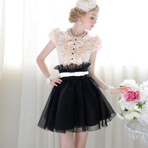 Кукольный стиль платья