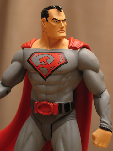 Superman Red Son - Face