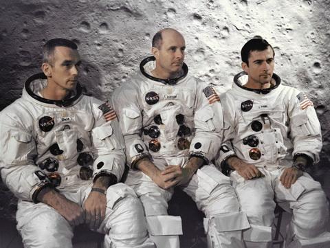 Экипаж Apollo-10