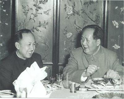 Цянь Сюэсэнь и Мао Цзэдун