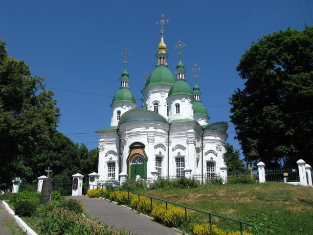 Собор Св. Антонія и Феодосія