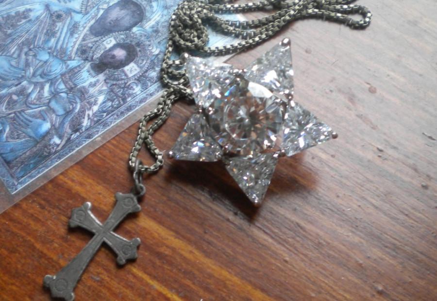 крест звезд о