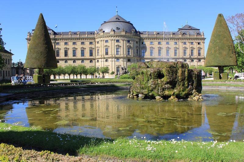 Вюрзбургская резиденция