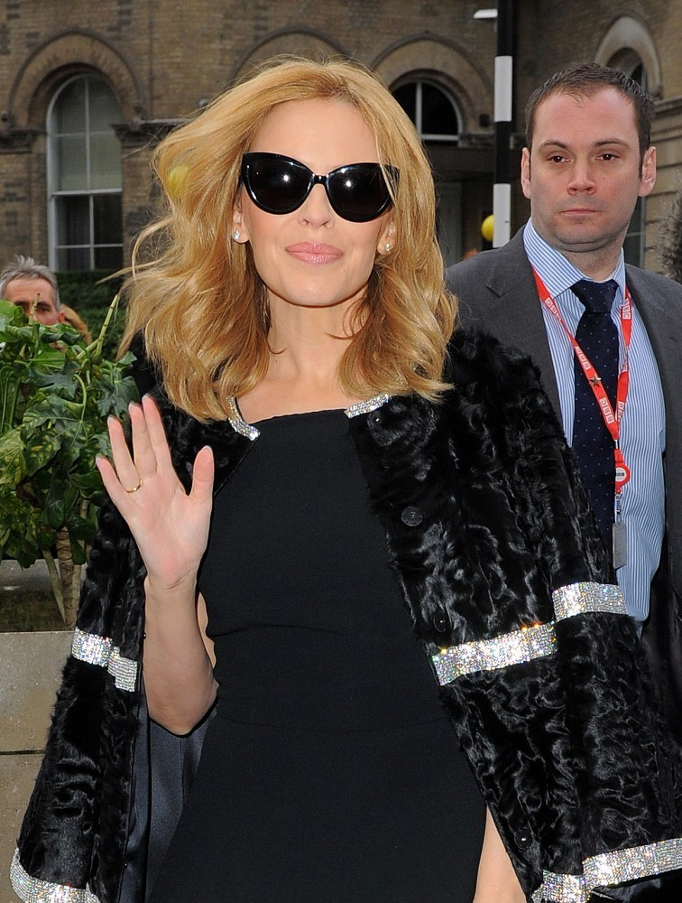 Kylie+Minogue+Voice+Judges+Arrive+BBC+Studios+ZHnOOqSDRjUx