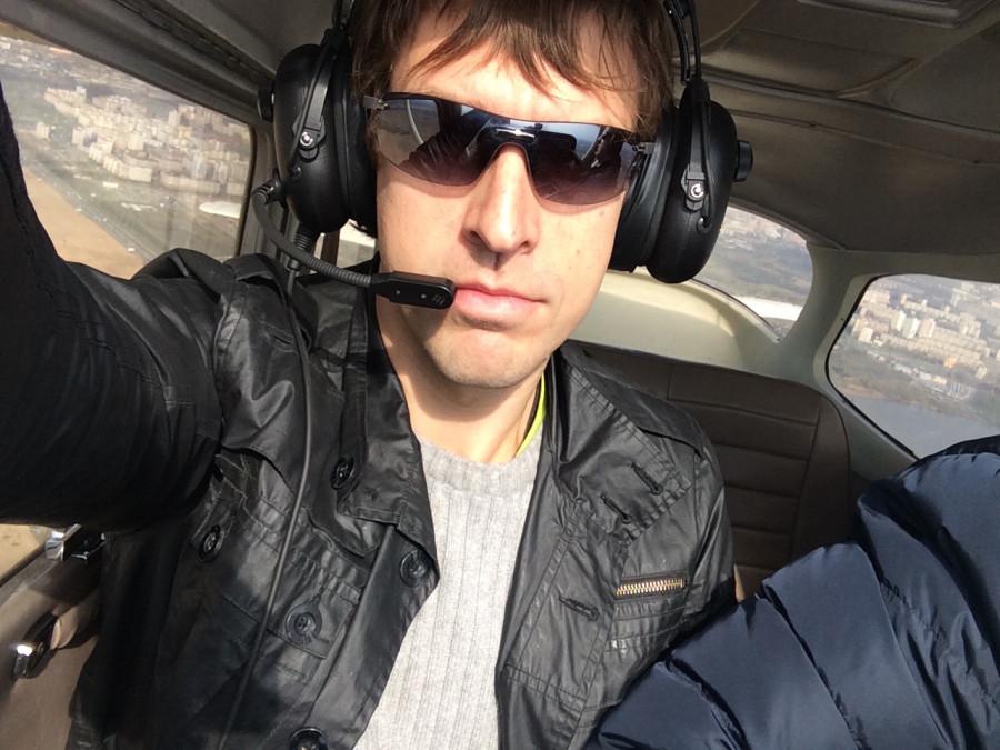 Знакомства с пилотом