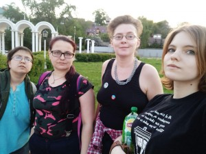 Воронеж - мы на набережной - 6 мая 2019