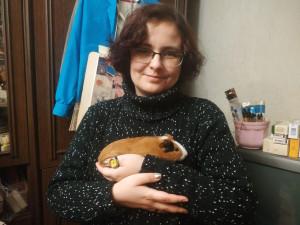 Рэйчел с Галилео Фигаро - 30 октября 2019