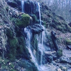 Водопад - Даша - 22 января 2020