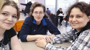Мы с Лидой после Ильи 1 - 2 марта 2020