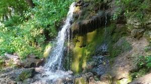 Водопад - 11 августа 2020