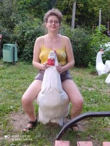 Я верхом на курице - 7 сентября 2020