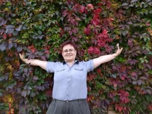 Рэйчел в винограде осень - 3 октября 2020
