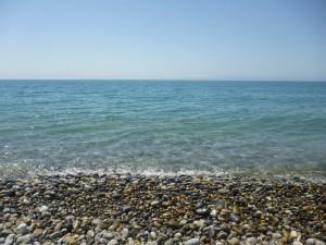 Галечный пляж - гостевой дом София в Анапе - пост 6 декабря 2020
