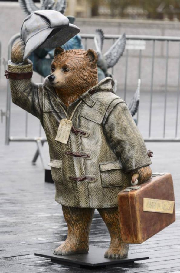 паддингтон медвежонок фото
