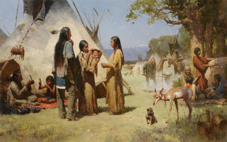 an introduction to modern alterations of native american life Which of the following was a consequence of the introduction of horses to the north american west a male-dominated hunting and warrior culture displaced farming cultures in many areas what was the main source of the silver that transformed the world economy in the early modern period.