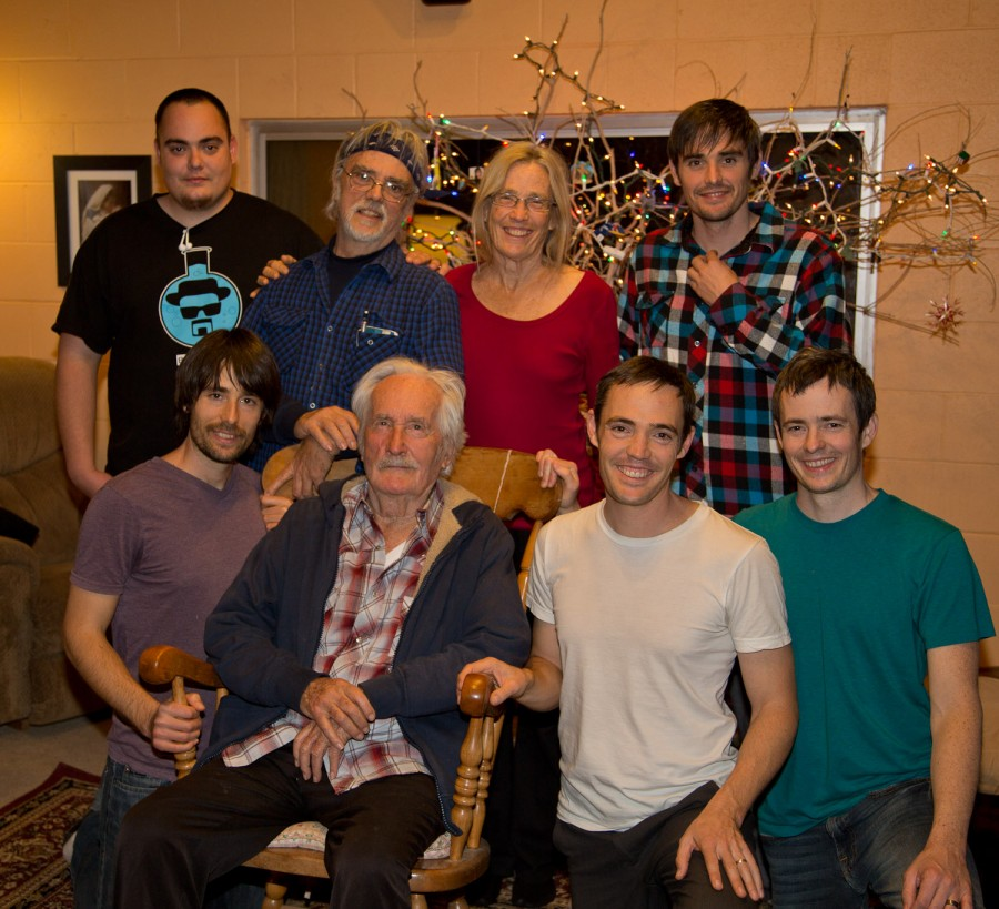 lester family 2013