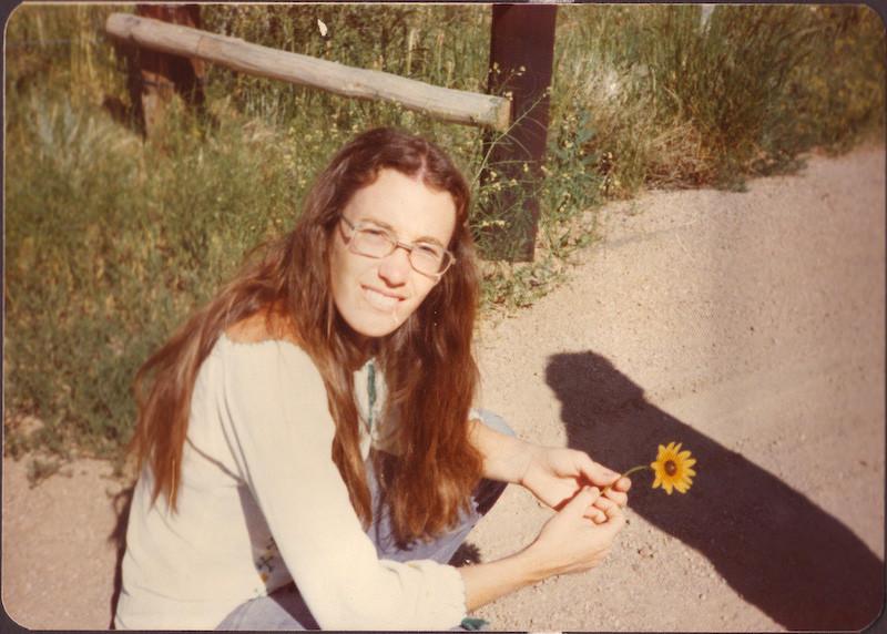 Darlene w flower