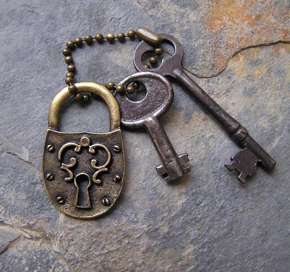 Картинки ключи от замка