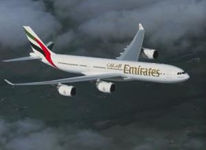 emirates а-340
