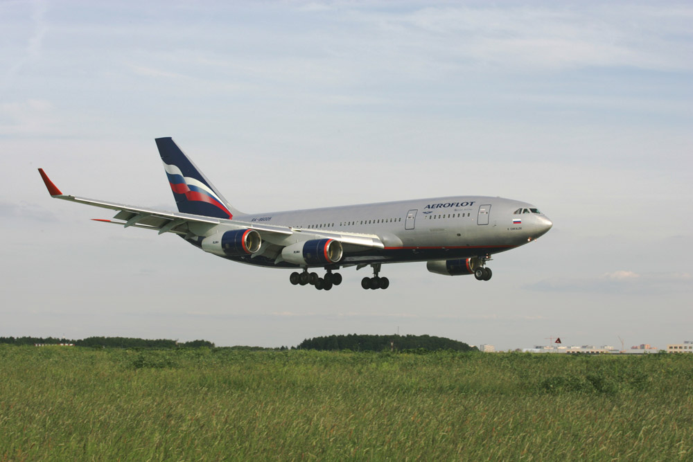 Аэрофлот Ил-96