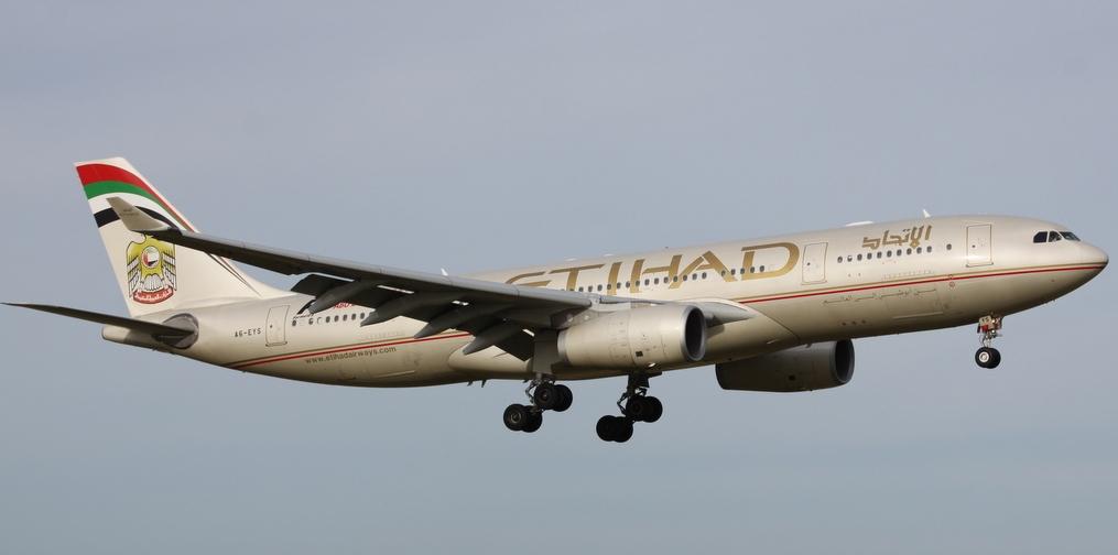 A330-Этихад