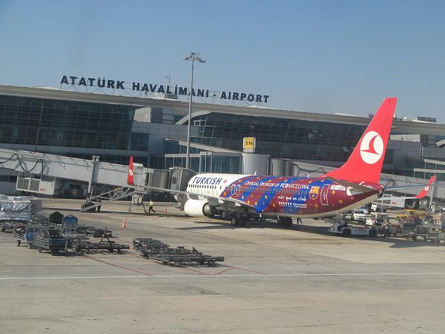 стамбул-аэропорт ататюрк