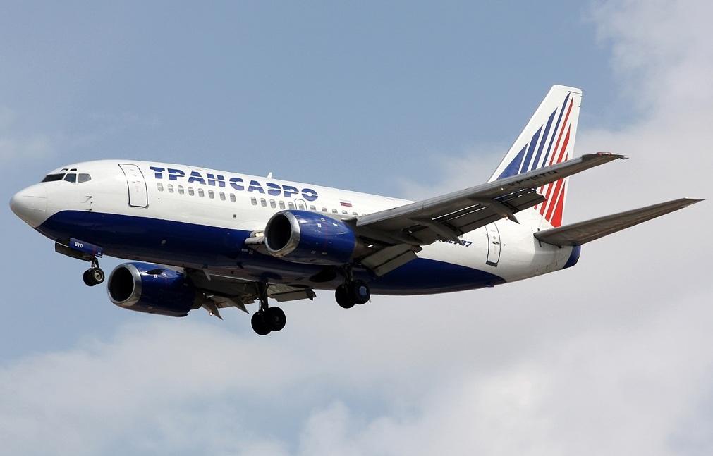 Б737-Трансаэро
