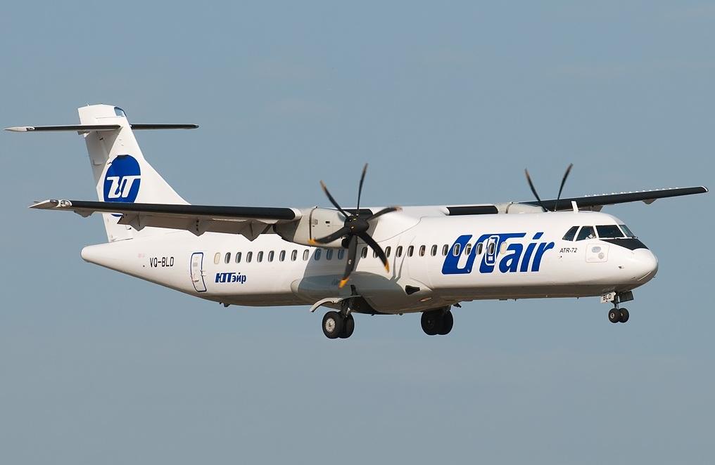 ATR72-ЮТэйр