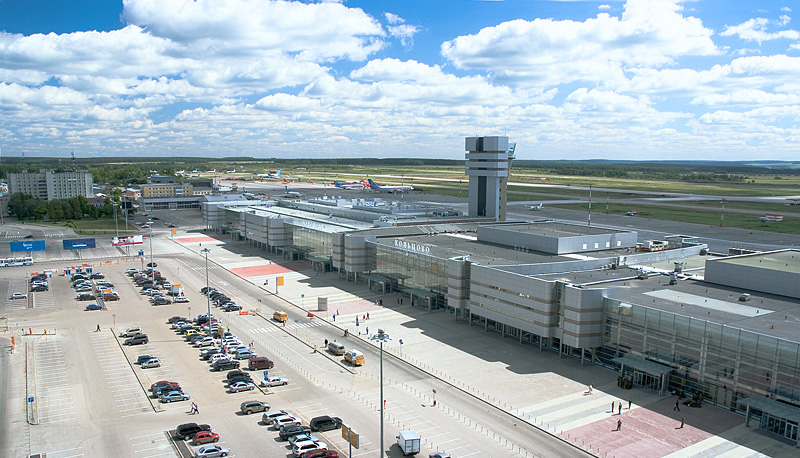 кольцово аэропорт