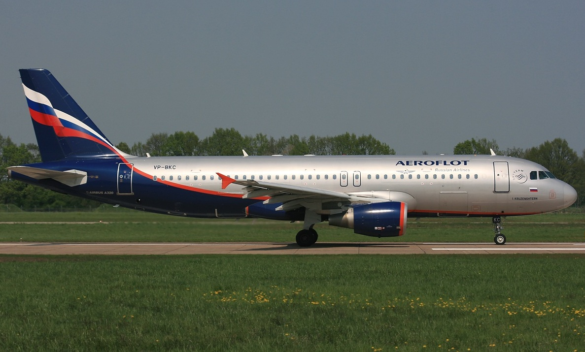 Аэрофлот А320