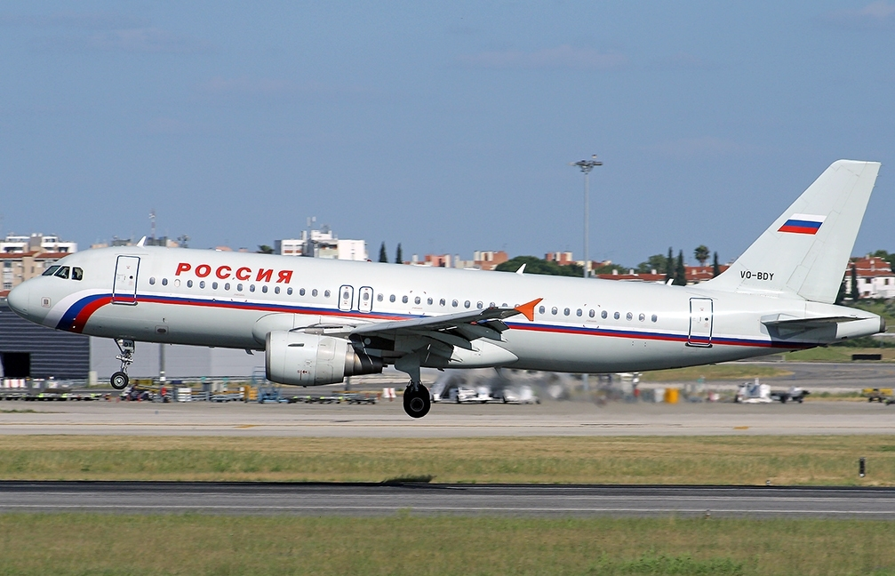 А320-россия