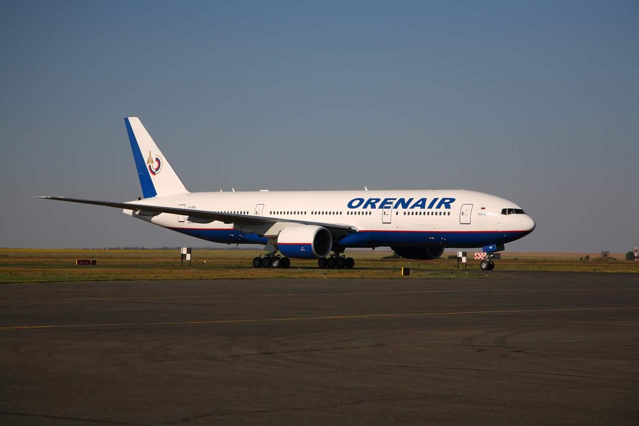 Авиакомпания Orenair Оренбургские авиалинии Airlines Inform