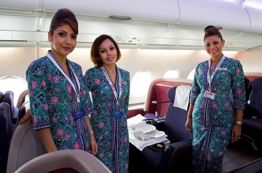 фото малазийских стюардесс