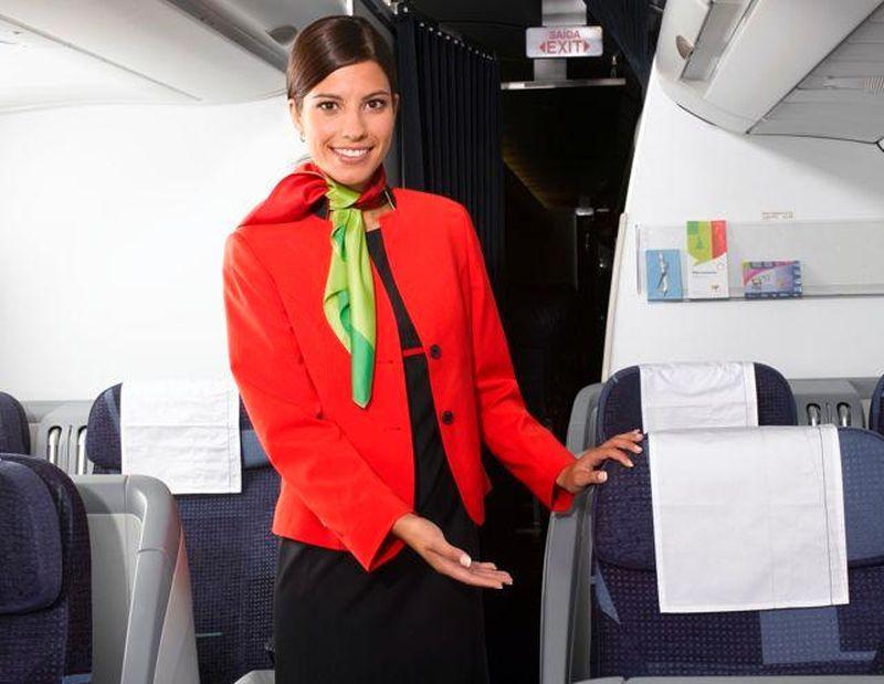 Стюардессы авиакомпаний мира tap portugal