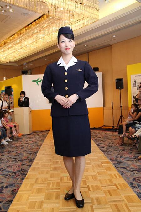 JAL uniform show 2011 - 1960